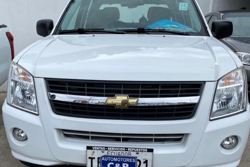 Chevrolet Luv D